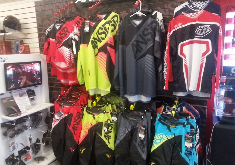 Dirt Bike Gear and Off Road Gear